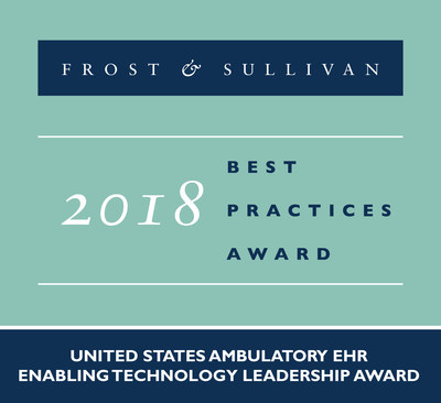 2018 United States Ambulatory EHR Enabling Technology Leadership Award