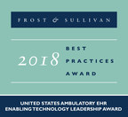 Kareo Earns Frost & Sullivan's Enabling Technology Leadership Award for Its Cloud-based Healthcare IT Solutions that Address the Extensive Needs of the US Ambulatory Market