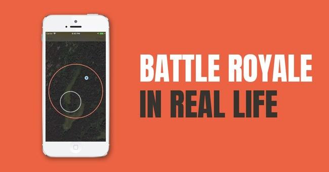 Battle Royale IRL