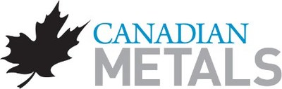 Canadian Metals Inc. (CNW Group/Canadian Metals Inc.)