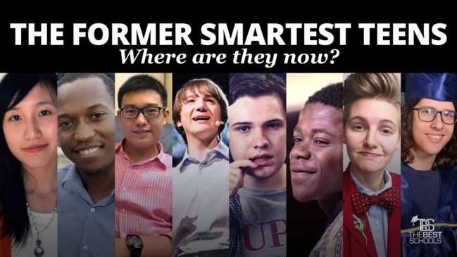 Former Smartest Teens: Where Are They Now? - TheBestSchools.org