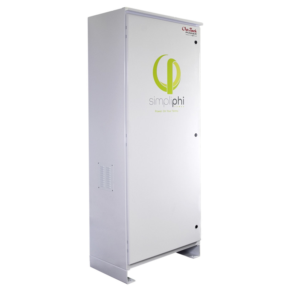SimpliPhi Power and OutBack Power Unveil AccESS Residential Energy Storage System For the European Market