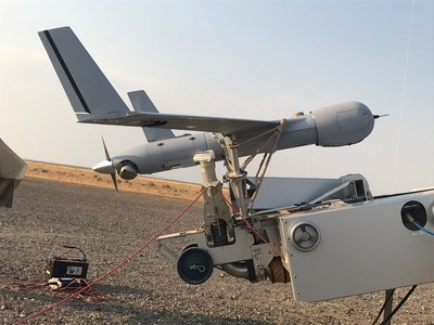 ScanEagle with TK-5 Firewatch and full motion video payload provides ideal information for fire managers and disaster response teams.