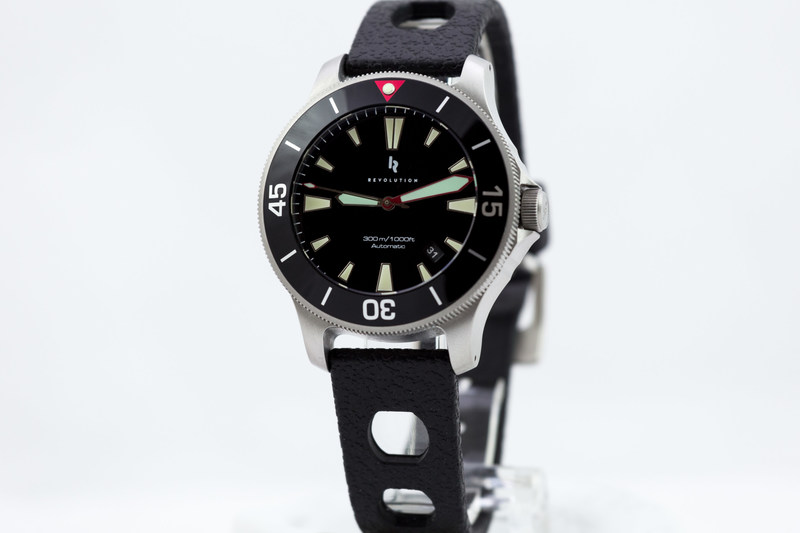 The Revolution Diver Watch (PRNewsfoto/Revolution Watch Company)