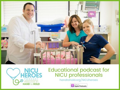 NICU Heroes gives healthcare professionals everything they need to care for families whose infants are in neonatal intensive care.