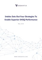Verdantix report: Intelex Sets Out Four Strategies To Enable Superior EHSQ Performance (CNW Group/Intelex Technologies)
