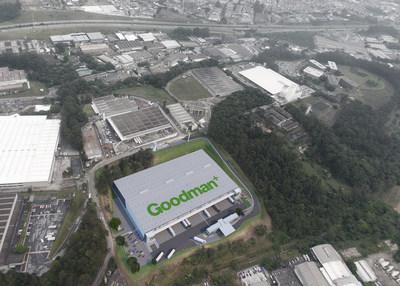 O desenvolvimento carro-chefe da Goodman no Brasil