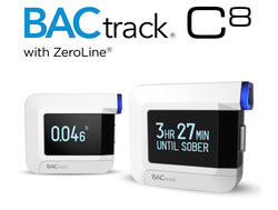 BACtrack® launches next-gen breathalyzer with ZeroLine® technology that estimates when you'll be sober.