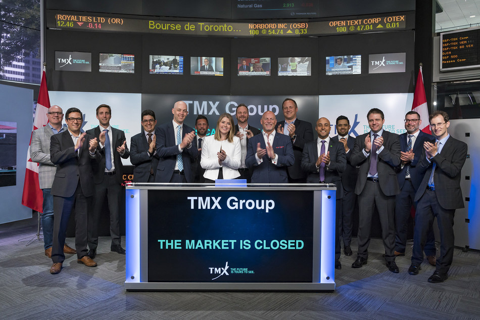 Canadian ETF Providers and Market Makers Close the Market (CNW Group/TMX Group Limited)