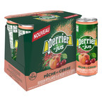 Perrier et jus (Groupe CNW/Perrier)