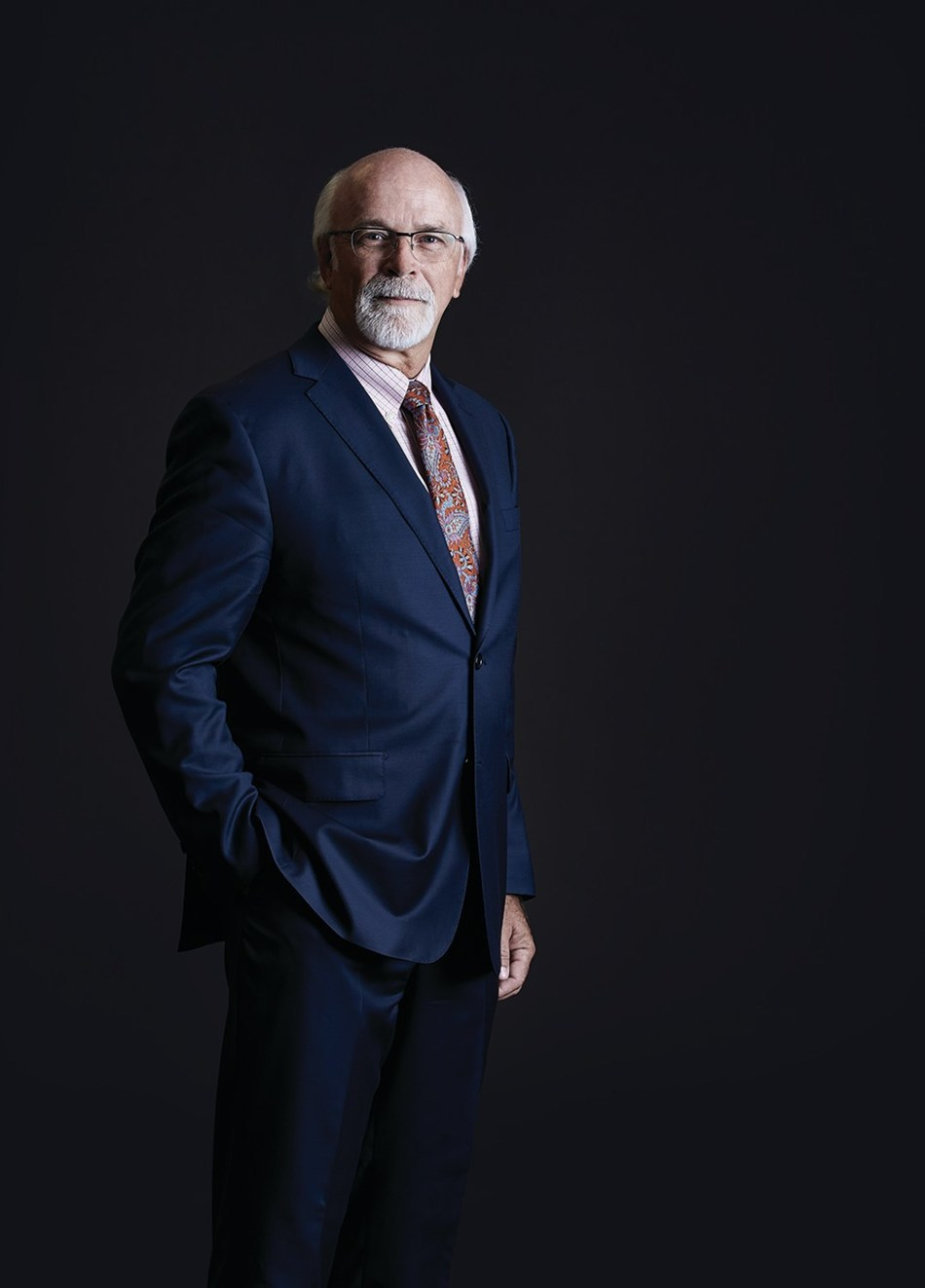 Dr. Michael J. Strong, new President of the Canadian Institutes of Health Research (CNW Group/Canadian Institutes of Health Research)