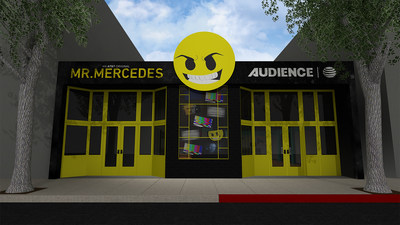 """Mr. Mercedes Immersive Experience"" at San Diego Comic-Con courtesy of AT&T AUDIENCE Network"