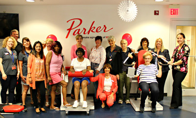 Keeping Fit Goes High Tech for Elders at Parker
