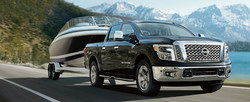 Truck buyers in Kansas City who are looking for a new Nissan TITAN® can find discounted prices at Fenton Nissan of Tiffany Springs.