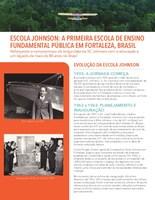 Doação da SC Johnson apoia a primeira Escola Sustentável em Fortaleza, Brasil