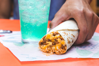 The $2 Duo is Taco Bell's new power couple and brings fans iconic items only Taco Bell could offer, including the Triple Melt Burrito and a Baja Blast, or any other beverage of choice, for just $2, and is available nationwide starting June 24.
