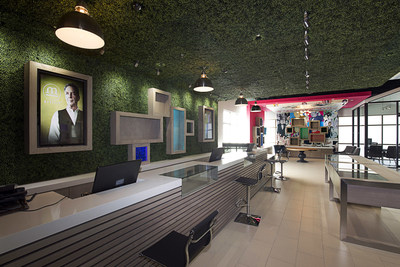 Currently operating Medizin cannabis dispensary is one of the highest rated Nevada cannabis retailers. (CNW Group/Planet 13)