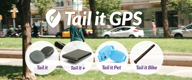 Tail it is launching 4 new affordable GPS trackers on kickstarter