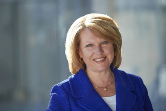 Madeline Bell, President and CEO of the Children's Hospital of Philadelphia (CHOP)