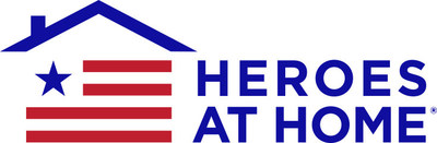Heroes at Home Logo (PRNewsfoto/Sears, Roebuck and Co.)