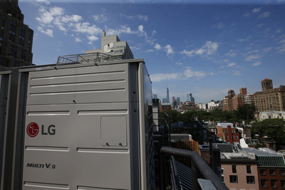LG Industry-Leading HVAC Controls And Systems Bring