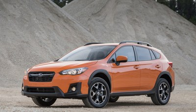 Subaru of America Announces Pricing on 2019 Crosstrek Models