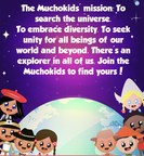 Muchokids Releases Its Debut Book and Launches Entertainment Brand: Galaxia and Her Quest to Save The Universe Chapter 1: #TheBeginning