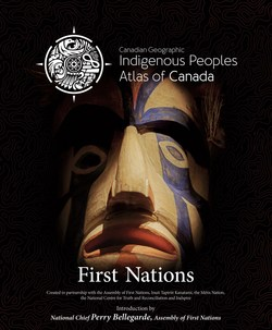The First Nations Atlas (CNW Group/Royal Canadian Geographical Society)