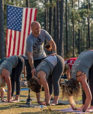 Next week, Wounded Warrior Project® (WWP) will host a yoga class for wounded veterans and the local community. Leading this relaxing and empowering event is Army veteran Dan Nevins, who will also share the story of his recovery and return to civilian life.