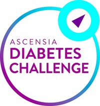 Ascensia Diabetes Challenge Logo (PRNewsfoto/Ascensia Diabetes Care)