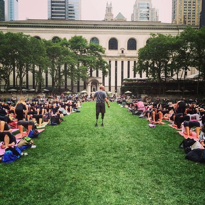 Magnus Charitable Trust and Wounded Warrior Project Announce Root to Rise Yoga Fundraiser