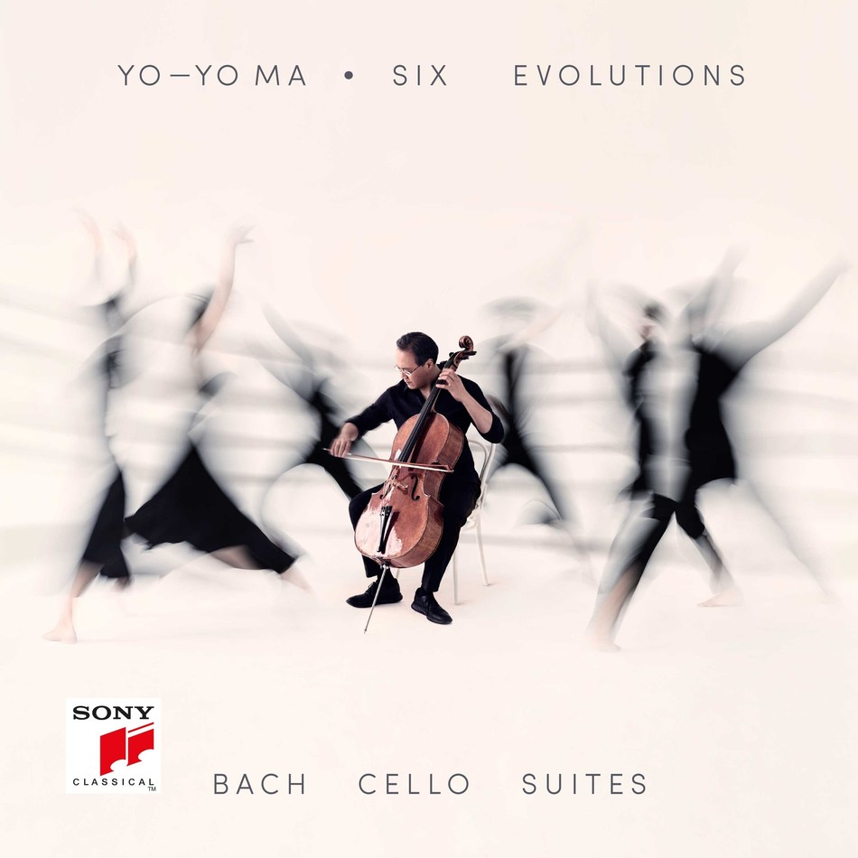 Yo-Yo Ma Six Evolutions - Bach: Cello Suites Available August 17th