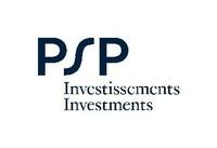 Logo: PSP Investments