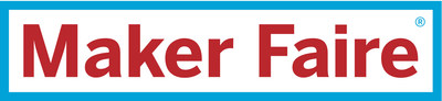 Maker Faire logo (PRNewsfoto/Maker Faire)