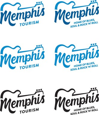 Memphis Tourism Debuts New Logo & Tagline Reflecting Destination Rooted In City's Rich Music Legacy