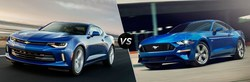 Chevy versus Ford comparisons