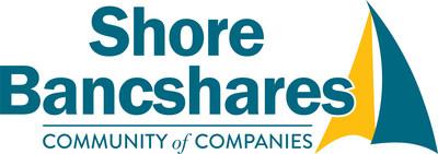 Shore Bancshares Logo (PRNewsfoto/Shore Bancshares)