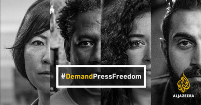 Al Jazeera Launches the 2nd Phase of its Campaign for Supporting Press Freedom