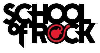School of Rock Logo (PRNewsfoto/School of Rock)
