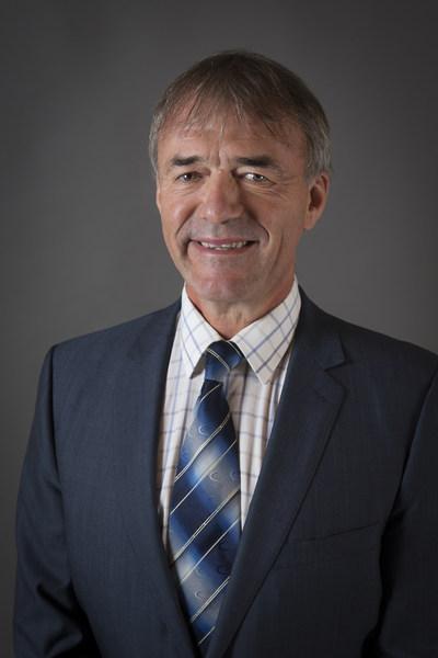 Pierre Sylvestre, président et chef de la direction, EBI (Groupe CNW/Fonds de solidarité FTQ)