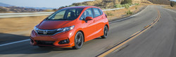 Shoppers can now find the new 2019 Honda Fit at Continental Honda near Chicago, IL.