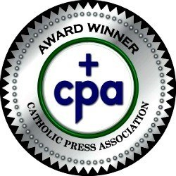 "The National Catholic Register was named ""Newspaper of the Year"" for the second consecutive year at the Catholic Press Association's annual Catholic Media Conference June 12-15 in Green Bay, Wisconsin."