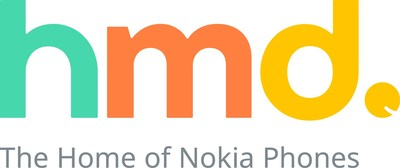 HMD Logo (PRNewsfoto/HMD Global)