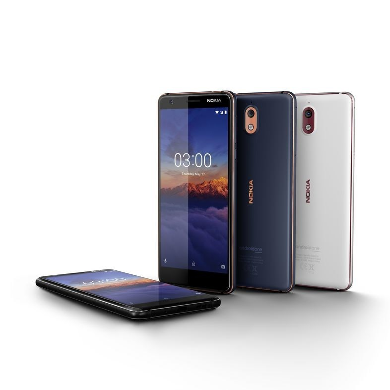 Nokia 3.1 from HMD Global