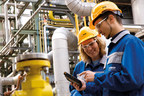 AVEVA Supports BASF's Smart Manufacturing Program