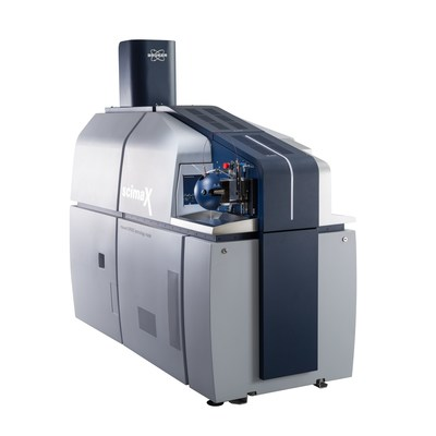 Bruker's scimaX™ MRMS magnetic resonance mass spectrometer