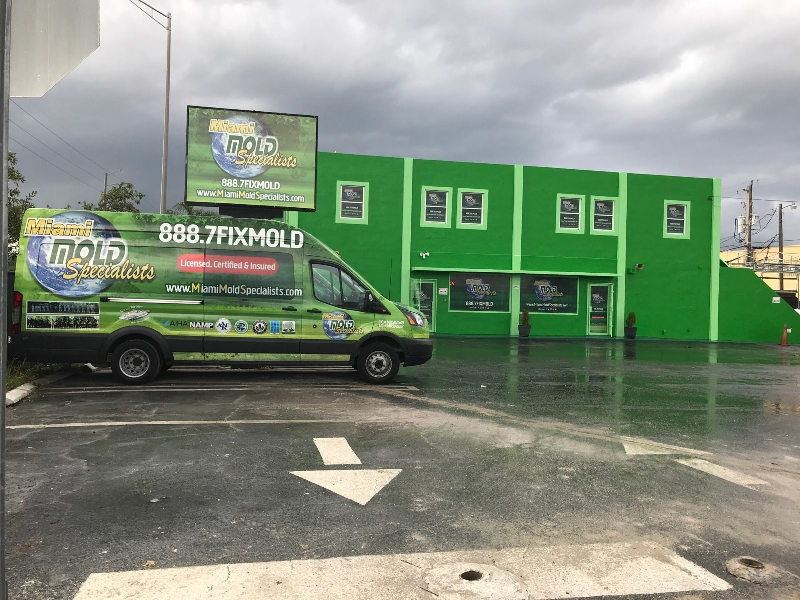 Miami Mold Specialist in Expansion Mode, Acquires New Building in South Beach