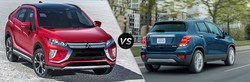 The 2018 Mitsubishi Eclipse Cross is more than a match for the 2018 Chevy Trax. Customers can see the difference by visiting the Spitzer Mitsubishi showroom today.