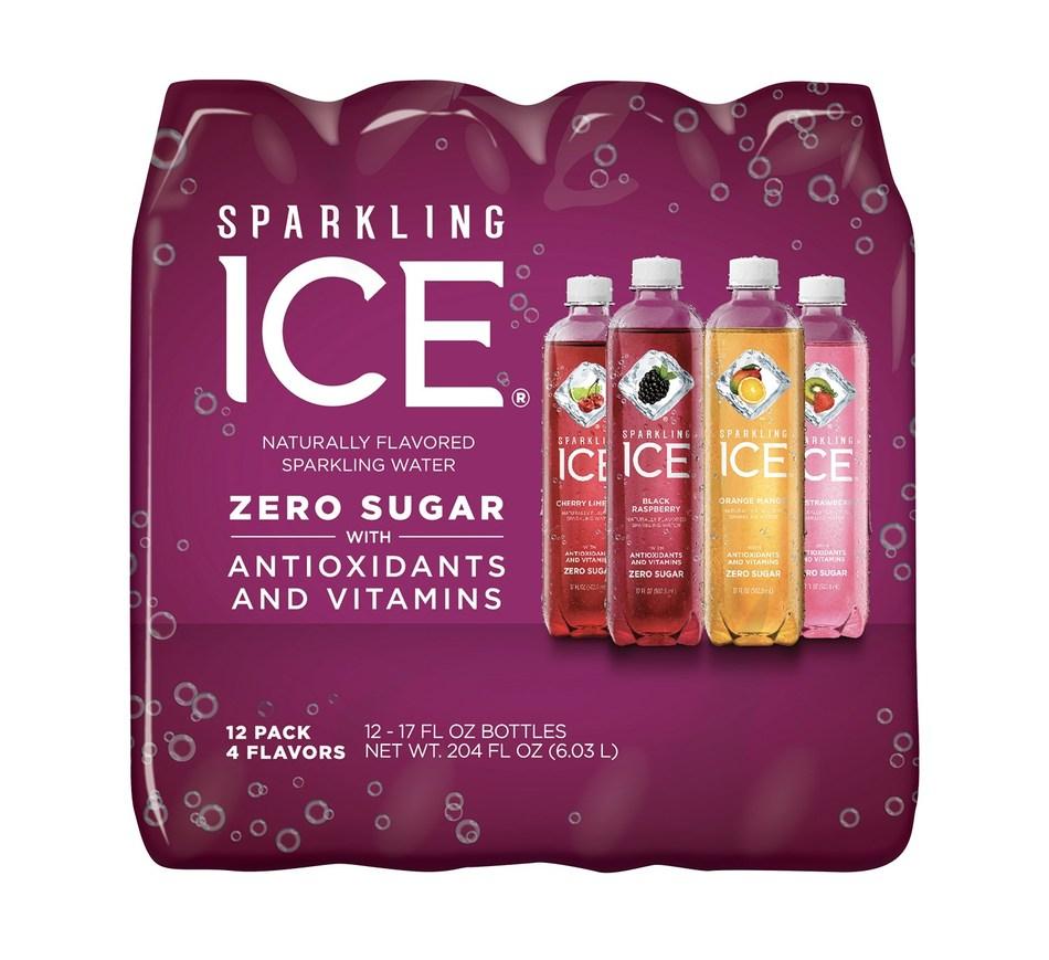Sparkling Ice 4 Flavor Multipack