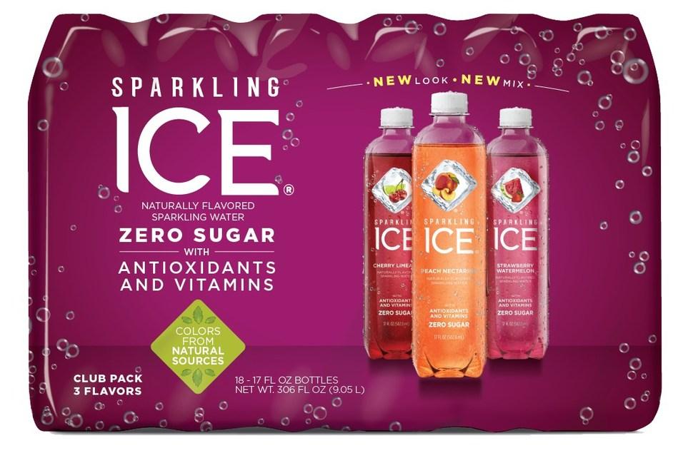 Sparkling Ice 3 Flavor Multipack